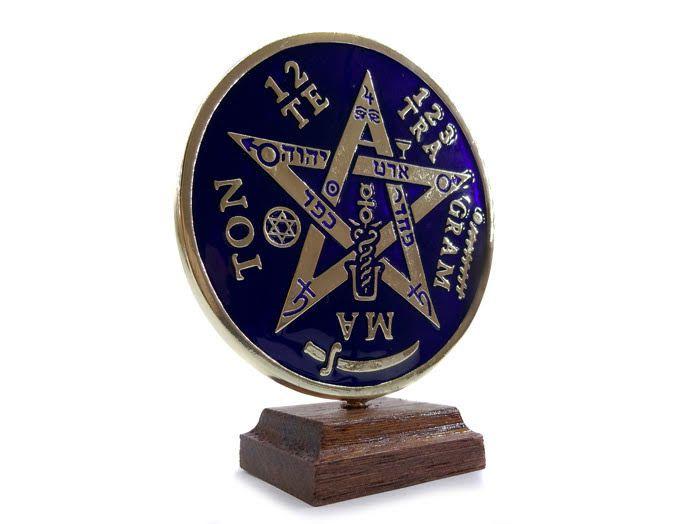 Pantáculo Esotérico Tetragrammaton de Mesa