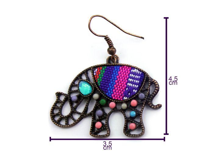 Brinco Elefante Indiano