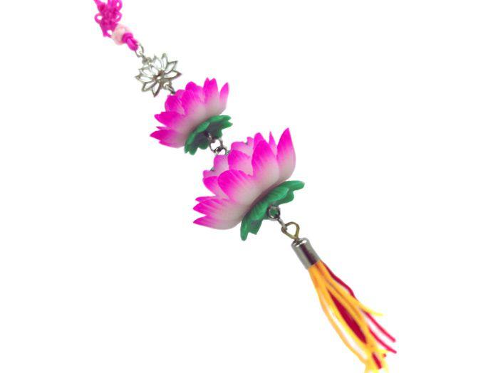 Pêndulo Flor de Lotus