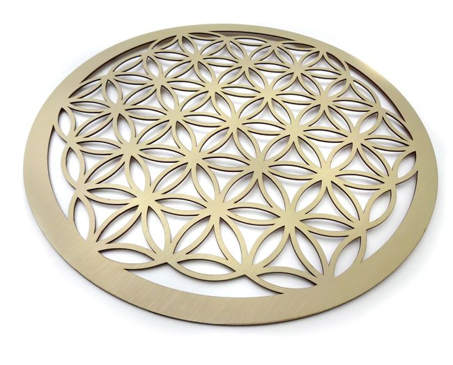 Mandala Flor da Vida 60 x 60 cm MDF