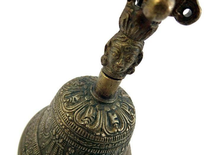 Sino Gantha Tibetano - Pequeno 15 x 8 cm