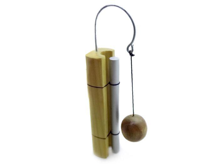 Sino Pin Harmonizador de Porta Pequeno