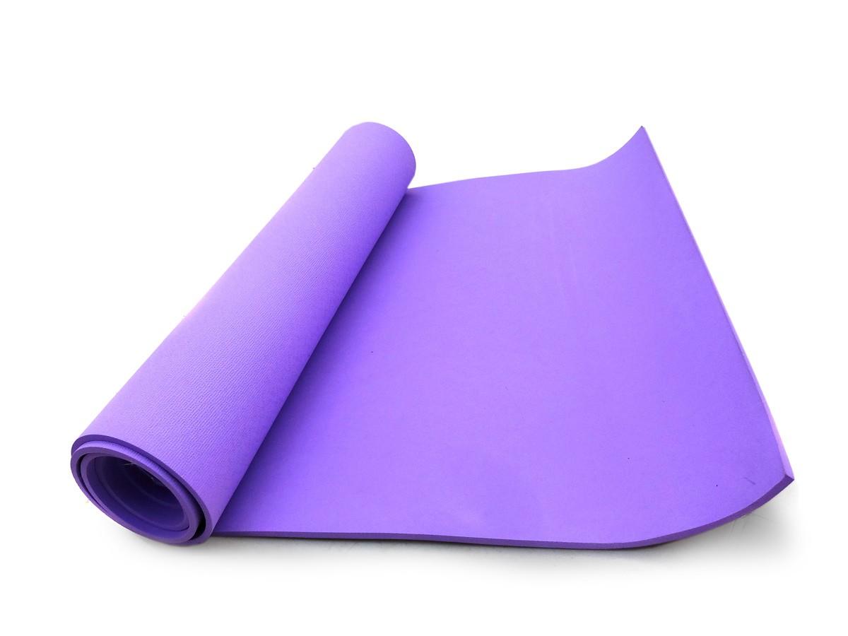 Tapete Yoga e Exercícios Eva 1,80m x 60 Cm Diversas Cores
