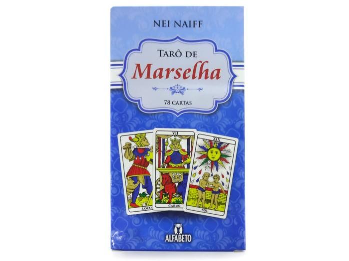 Taro de Marselha 78 Cartas