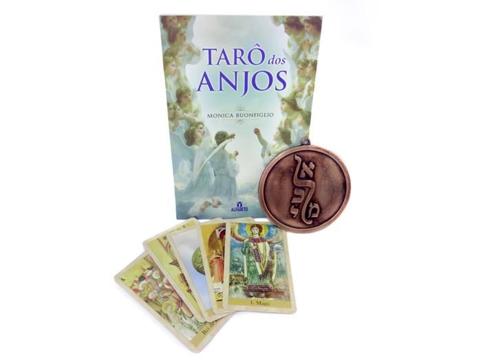 Taro dos Anjos Box + Pantáculo Miguel