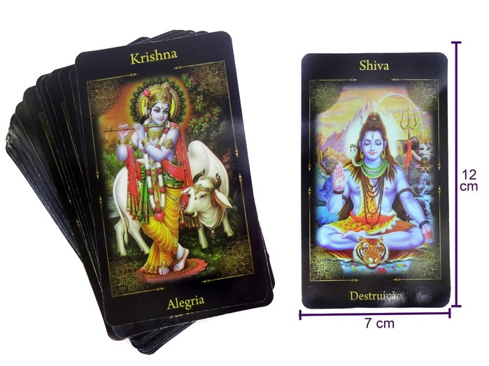 Tarô dos Deus Hindus
