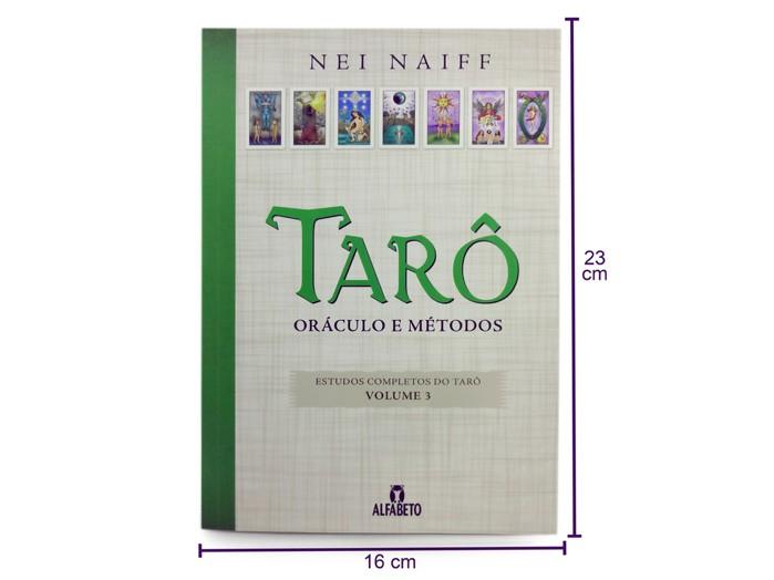 Tarô Oraculo e Metodos vol 3