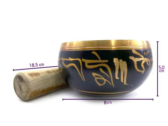 Bowl Tibetano Pequeno - 8 cm