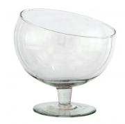 Bomboniere Vidro Taça Boca Torta 16,5x19,5cm Imperial 10422