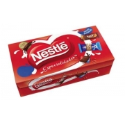Caixa de Bombom Nestle Especialidades 251g