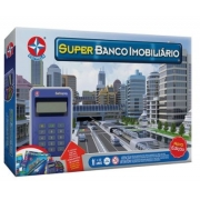 Jogo Super Banco Imobiliario Estrela 1201602800053