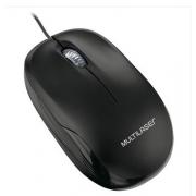 Mouse Optico USB Box Preto Multilaser MO255