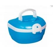 Necessaire Plast. Azul Magic Toys 471