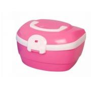 Necessaire Plast. Rosa Magic Toys 472