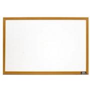 Quadro Branco Moldura Madeira 60x40cm STD Cortiarte 764770