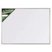 Quadro Branco Moldura STD Aluminio Pop  90x60cm Souza 5603