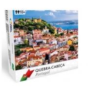 Quebra Cabeça 1000 Pçs Premium Portugal Pais e Filhos 7288