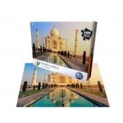 Quebra Cabeça 1000 Pçs Premium Taj Mahal Pais e Filhos 7267