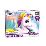 Quebra Cabeça 150 Pçs Premium Rainbow Pais e Filhos 2976