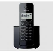Telefone s/ Fio Panasonic KX-TGB110LB Preto