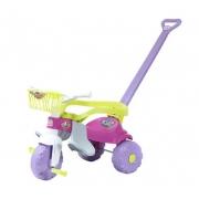 Triciclo c/ Aro Tico Tico Festa Rosa Magic Toys 2561L
