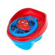 Troninho Disney Carros Azul/Vermelho Styll TRO.29.036.19