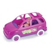 Van Pop Girl c/ Boneca - Monte Libano 4735