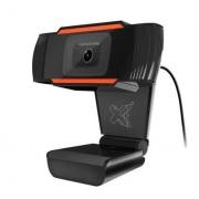 Webcam USB HD 720p c/ Microfone Max - Maxprint 60000059