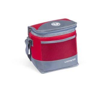 Bolsa Termica 7L Ice Cooler Vermelha Unitermi 63102  - Mundo Mágico