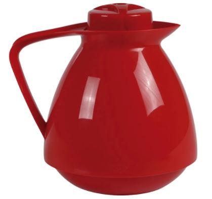 Bule Termico Amare 650ml Vermelho Mor 25100901  - Mundo Mágico