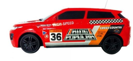 Carro R/C 7 Funç. Super Sports New Cks     - Mundo Mágico