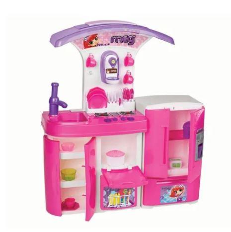 Cozinha Meg Versaltil Super Magic Toys 8031  - Mundo Mágico
