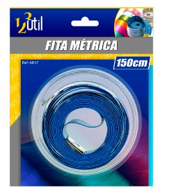 Fita Metrica 1,50cm 123 Util ART17  - Mundo Mágico