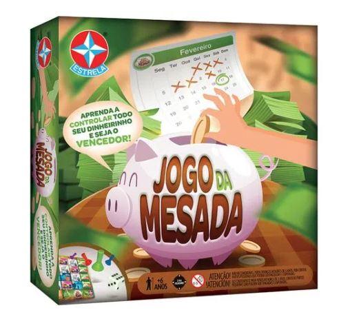 Jogo da Mesada Estrela 1201602900058  - Mundo Mágico