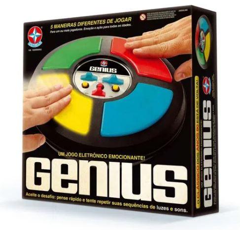 Jogo Genius Estrela 1001608900002  - Mundo Mágico