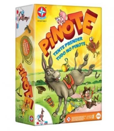 Jogo Pinote Estrela 1001607100017  - Mundo Mágico