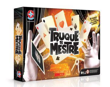 Jogo Truque de Mestre Estrela 1001603100056  - Mundo Mágico