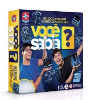 Jogo Você Sabia Estrela 1201602900111  - Mundo Mágico