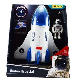 Onibus Espacial Astronautas Fun F00248  - Mundo Mágico