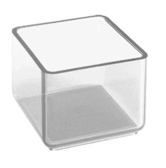 Porta Clips Acrilico Cristal Acrimet 935.3  - Mundo Mágico