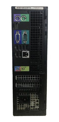 Computador Desktop Dell Optiplex 990 Intel Core I5 - Usado