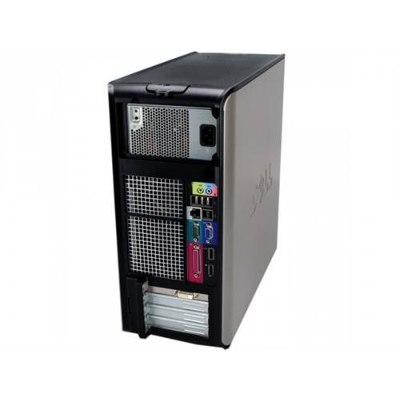 DESKTOP DELL OPTIPLEX 760 - INTEL CORE 2 DUO E8400