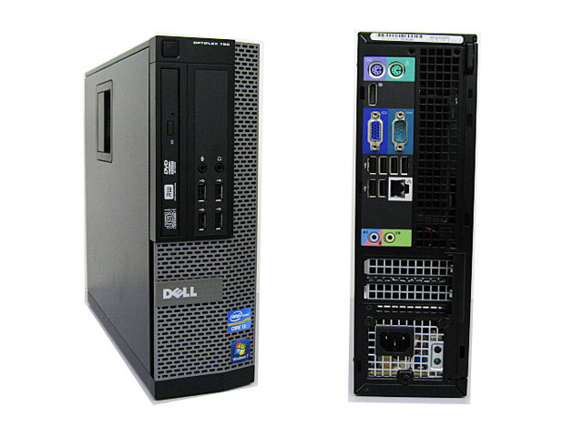 DESKTOP DELL OPTIPLEX 790 - INTEL CORE i5 2400