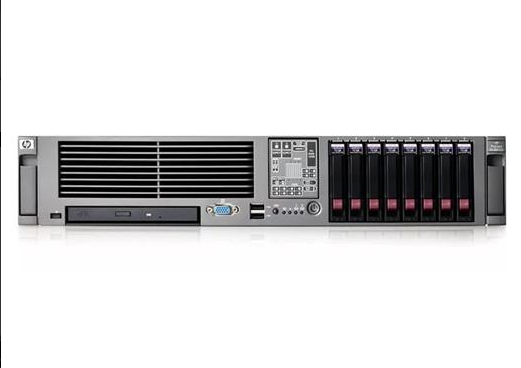 Servidor Hp Proliant Dl380 G5, Processador Quad Core 1.6 Ghz