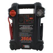 Auxiliar de Partida e Compressor 350A - Black e Decker - JS350CC