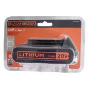 Bateria de Litio Ion 20v 1,5ah Black e Decker LD120BAT