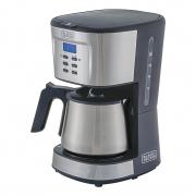 Cafeteira Programável Linha Gourmand Gris, 220v, BLACK E DECKER - CM300G