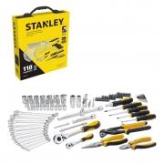 Jogo Multiferramentas com 110 peças - STANLEY - STMT81243-840