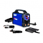 Máquina Inversora de Solda, 200amp, Bivolt, BOXER - FLAMA201bv