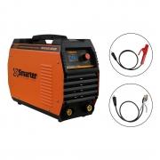 Máquina Inversora de Solda Eletrodo e Tig - SMARTER - STARARC - 200M